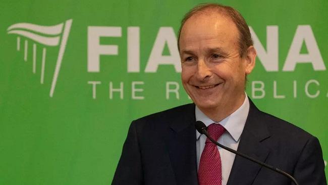 Ireland: Fianna Fail leader Micheál Martin is set to be elected prime minister