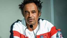 Tennis icon Yannick Noah criticises white French athletes' 'silence' on racism