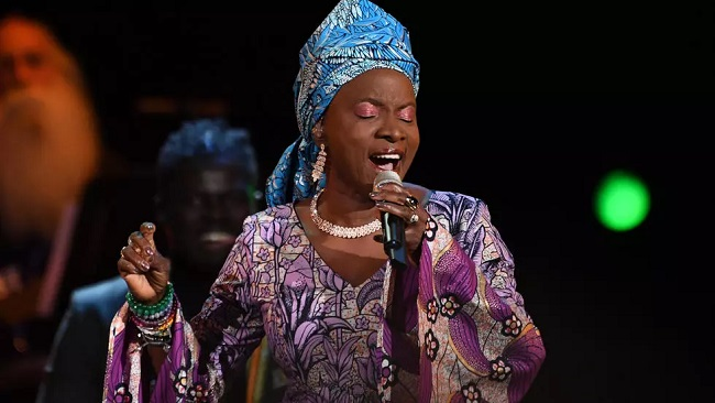 Angelique Kidjo says coronavirus pandemic, protests are 'wake-up call