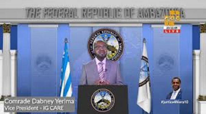 Ambazonia Interim Gov't calls for formation of committee to avenge Tangem Thomas blood