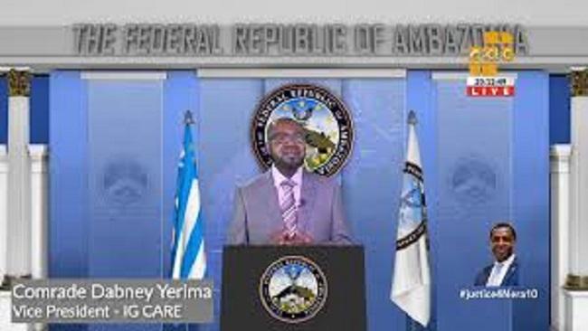 Biya regime propaganda lockdown meant to undermine Ambazonia Interim Government