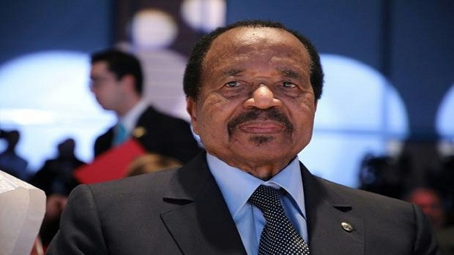 How much does the president of Cameroon get paid?