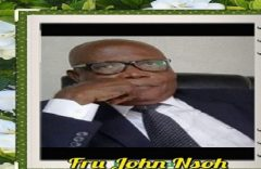 John Fru Nsoh: an empty suit, running and talking on empty should shut up!
