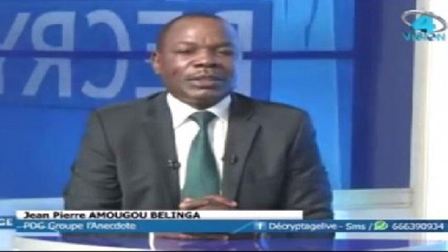 Beti-Ewondo Politics: Amougou Belinga in Biya's drag-net
