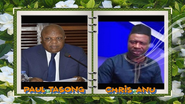 Chris Anu and Minister Paul Tasong's pact is leading to a new CPDM alliance in Lebialem
