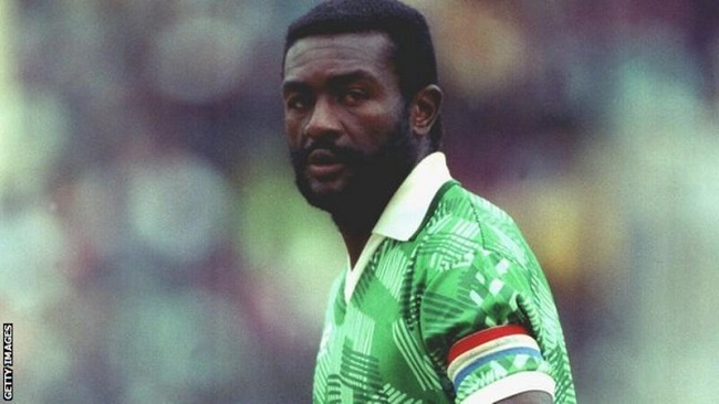 Stephen Tataw: Indomitable Lion's Italia 90 World Cup captain dies