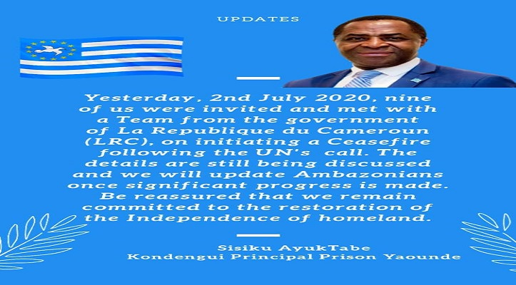 Southern Cameroons Crisis: The long road ahead!