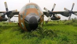 French Cameroun: Military plane crashes, no fatalities reported