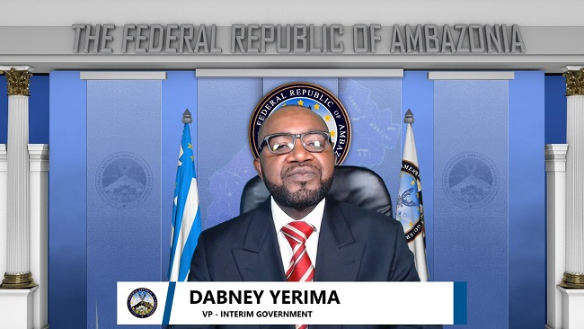 Southern Cameroons Crisis: VP Yerima hold press conference to slam Biya French Cameroun regime