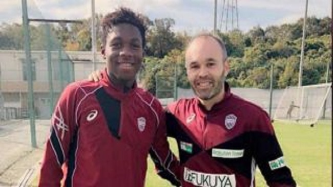 Football: Barcelona complete signing of Cameroon youth star