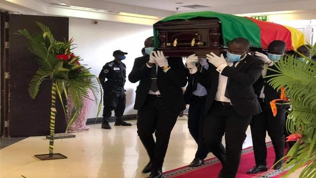 Where is Captain Stephen Tataw buried?