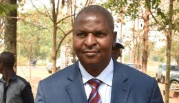Bangui: President Touadera looks for a second term in office
