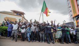 Heightened Crackdown on French Cameroun Opposition with no AK47s