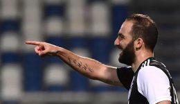 Football: Juventus terminate Higuain's contract to lose 18.3 million euros