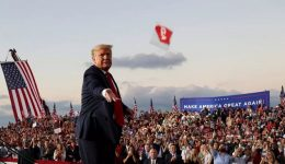 US: Trump returns to campaign trail, says he feels 'powerful' after Covid-19 recovery