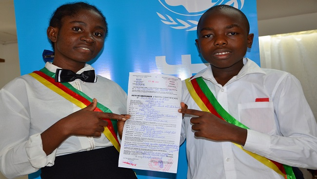 Biya Francophone regime targets birth registrations of 500,000 children in conflict zones