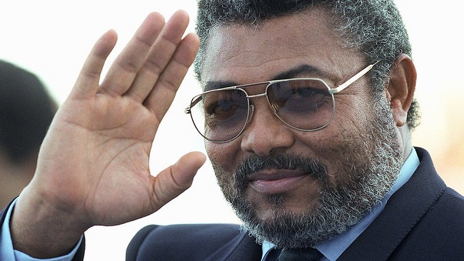 President Jerry John Rawlings: Southern Cameroons mourns a statesman