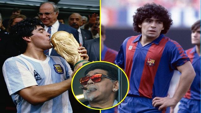 Maradona's doctor investigated for involuntary manslaughter