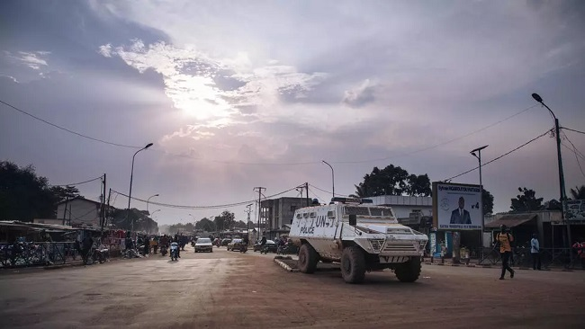 France-Afrique: Rebel groups in Central Africa declare ceasefire in run-up to elections