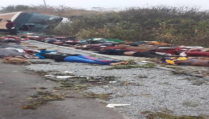 Biya regime orders investigation after bus crashes kill 39