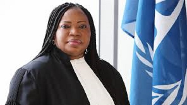 Outgoing ICC prosecutor blasts 'wholly unacceptable' US sanctions