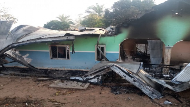 Southern Cameroons Crisis: Mayor's residence burnt in Bamenda