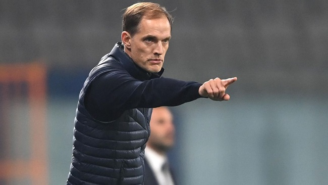 Football: Paris Saint-Germain confirm sacking of German coach Thomas Tuchel