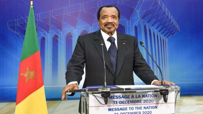 Southern Cameroons Crisis: Biya is completely out of touch with reality