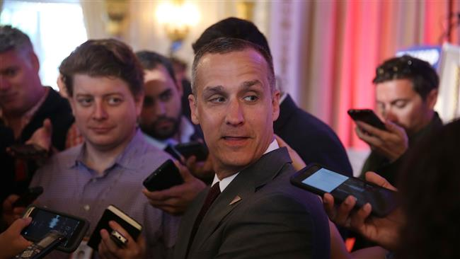 """Donald Trump tells campaign manager: """"You are fired"""""""