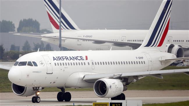 More chaos in Euro 2016 as Air France pilots go on strike