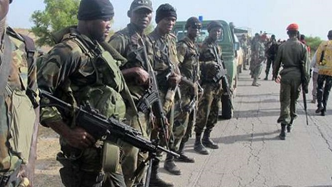 Douala: 13 soldiers arrested