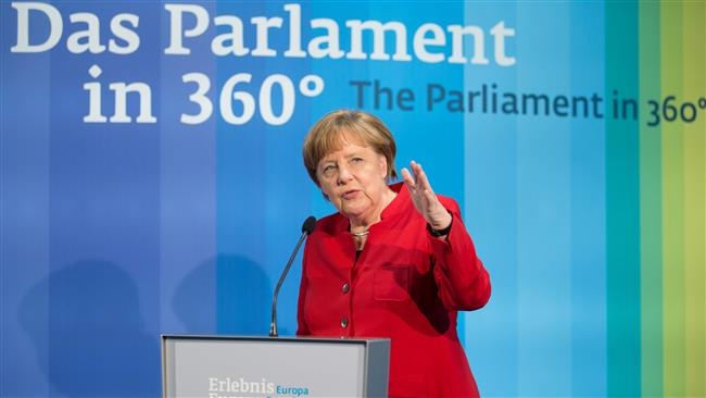 Berlin says too early to discuss easing Russia sanctions