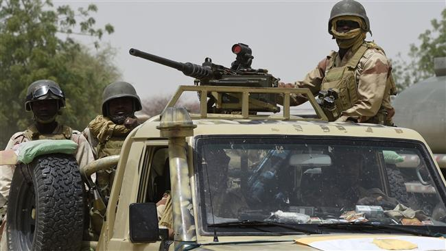 Joint military operation against Boko Haram launched by Nigerian and Chadian forces