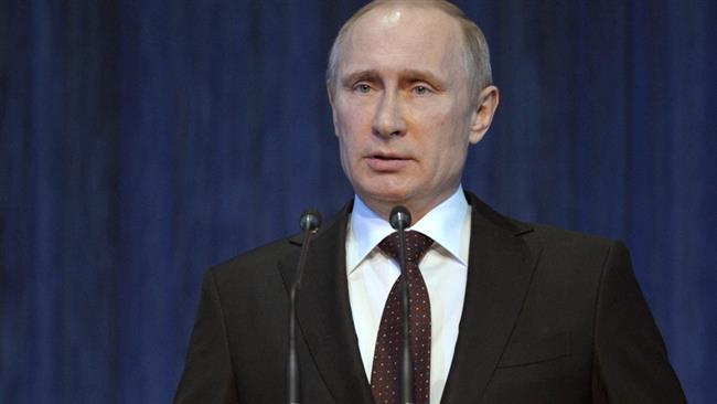 President Putin says Moscow will take adequate measures to counter NATO