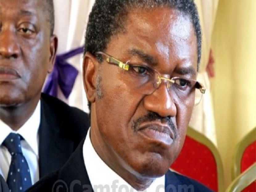Armed robbers attack Minister Mama Fouda's residence, made away with 555 million FCFA