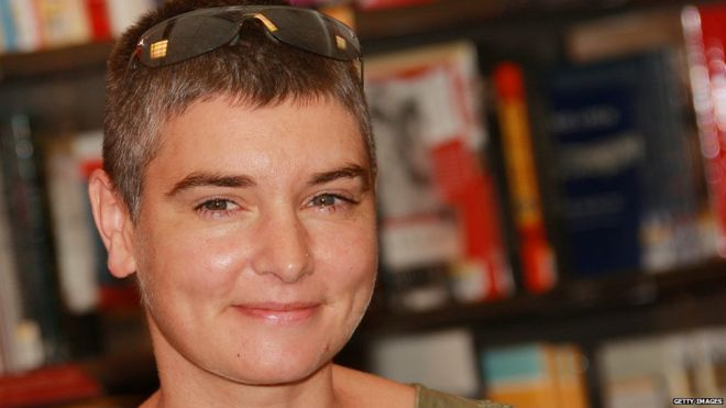 Irish singer Sinead O'Connor found after being missing