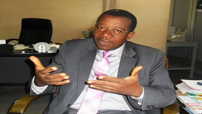 Enfin!!! Charles Ndongo is CRTV's General Manager