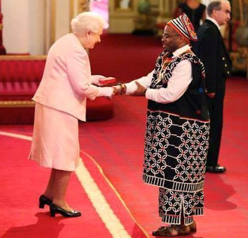 After Paulus Yimbesalu, another Cameroonian to receive Queen Elizabeth's Young Leader Award
