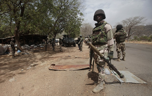 5 civilians killed in Boko Haram clash with government troops