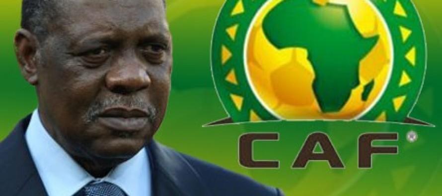 "Honoring Stephen Keshi: CAF President expresses ""immense sadness"""