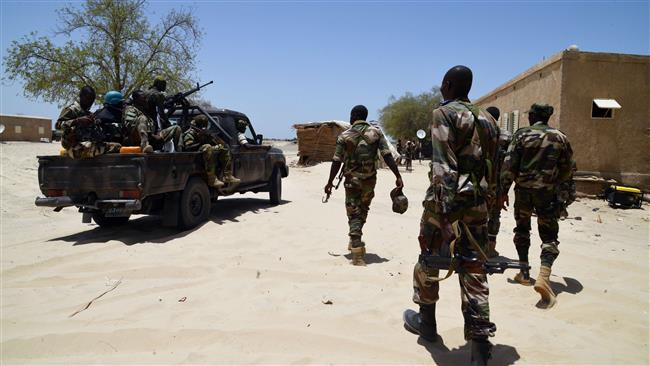 Chad sends 2000 troops to Niger