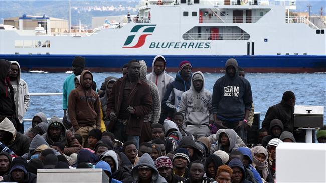 Italian Coastguard says 4,500 refugees rescued in Mediterranean