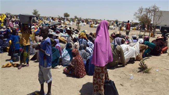 Buhari administration agrees to Cameroon's return of 80,000 Nigerian refugees