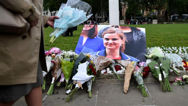 British pro-EU MP murdered
