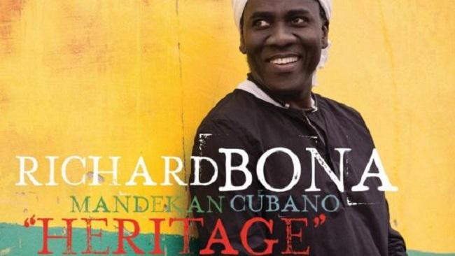Richard Bona makes public his new album