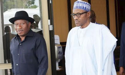 Goodluck Jonathan says he is being investigated by Buhari