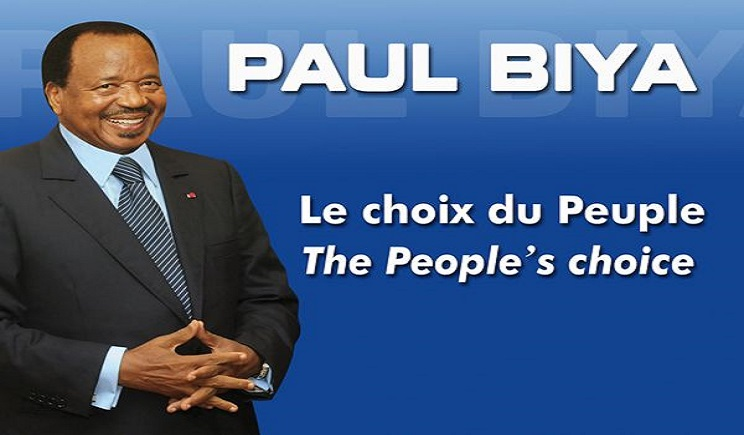 Soon and very soon the world will see Cameroon as a nation and not as a person
