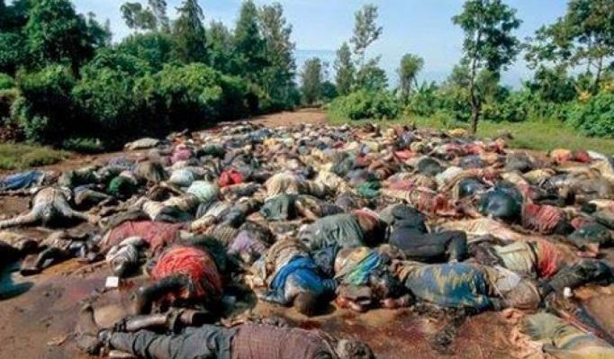 Bodies of 19 Ethiopians found in a container in the Democratic Republic of Congo
