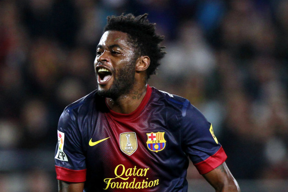 Alex Song close to Galatasaray deal