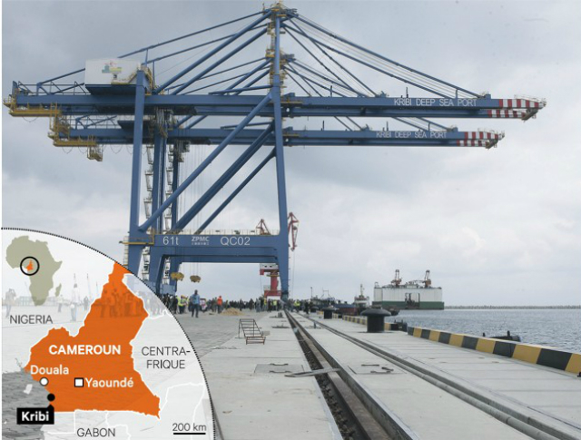 Kribi port to go operational before 2017